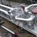 Crude Oil Bi Directional Prover Skid, 2,400 M3/HR