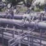 Gas Processing Plant, Malaysia