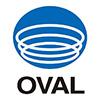 Oval Asia logo