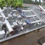 Monobouy FSO 5 – Vietnam Crude Oil Metering Skid, 4,800 M3/HR