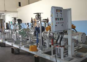 Metering System for Crude Oil