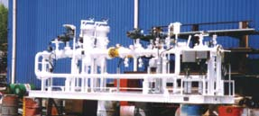 Metering System for Petrochemical Plant