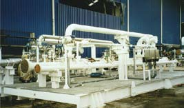 Metering System for Utility Plant and Power Station