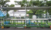 Oxygen Gas Metering System